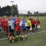 3 miejsce w turnieju piłki nożnej o puchar Dyrektora SP Ścięgny
