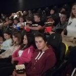 Wyjazd do kina klasy 7, 8 i 3g