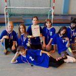 Powiatowe Igrzyska Dzieci w unihokeju dziewcząt