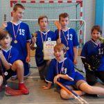 Powiatowe Igrzyska Dzieci – unihokej chłopców