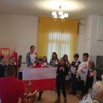 Spotkanie patriotyczne z mieszkańcami DPS-u