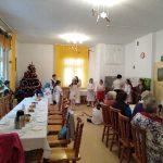 Bożonarodzeniowe spotkanie z mieszkańcami DPS-u