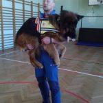 Spotkanie z goprowcem i psem ratownikiem